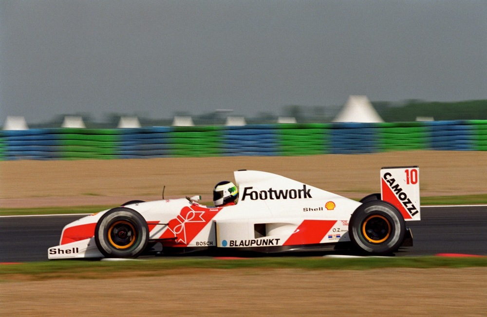 S JOHANSSON(Footwork-1991)Magny-Cours.jpg