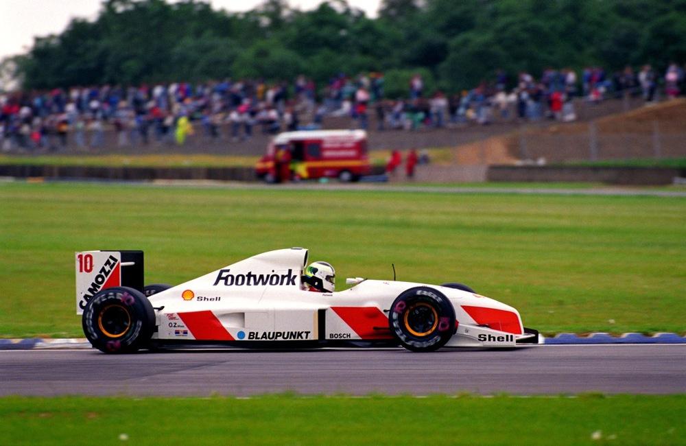 S JOHANSSON(Footwork-1991)Silverstone.jpg