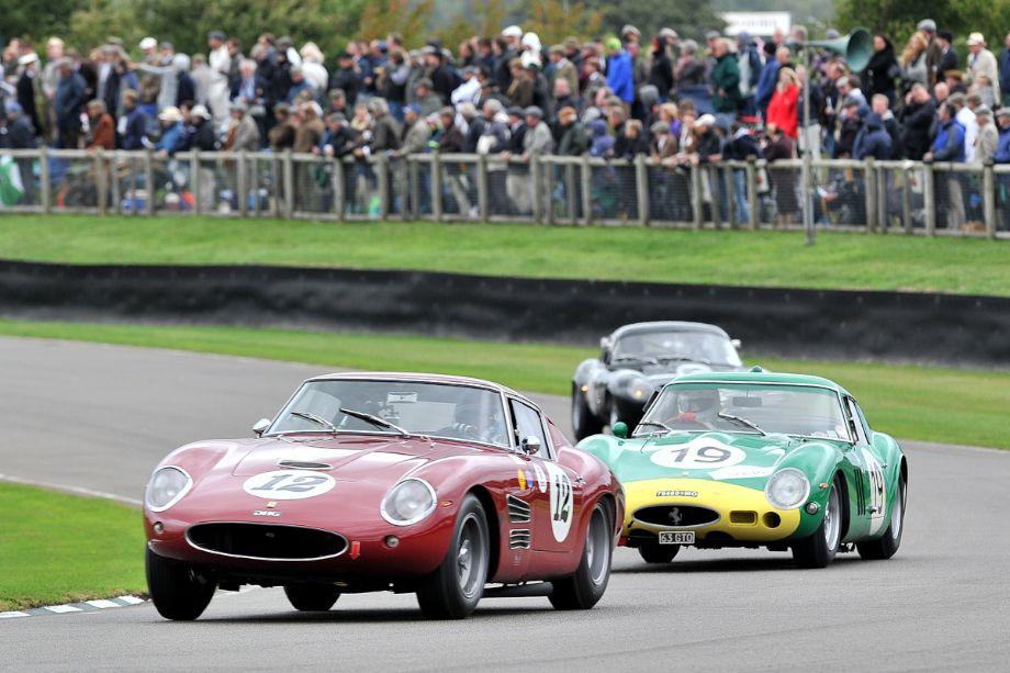 Ferrari 250 Drogo and Ferrari 250 GTO.jpg