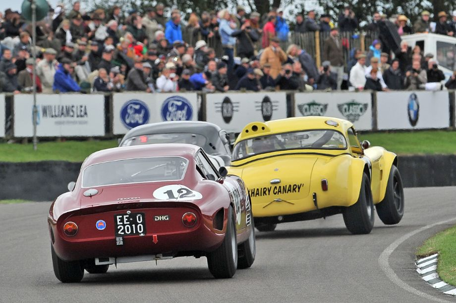Ferrari 250 Drogo follows AC Cobra 'Hairy Canary' and Jaguar E-Type Lightweight Low-Drag Coupe.jpg
