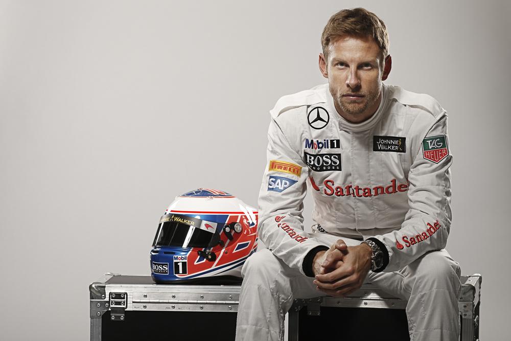 Jeson Button - McLaren - F1