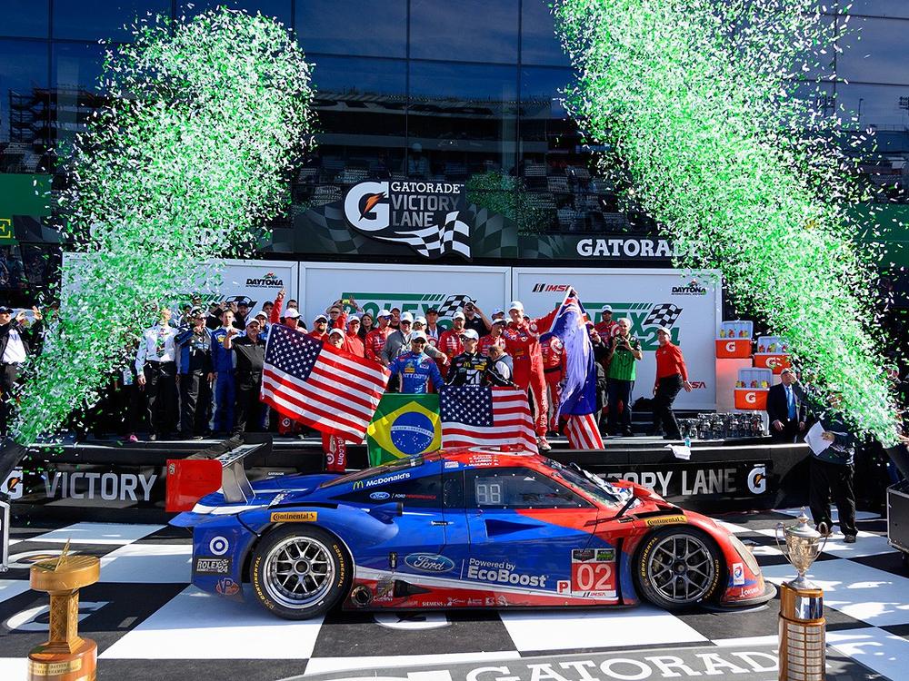 Chip Gannassi - Rolex 24 Daytona - 2015