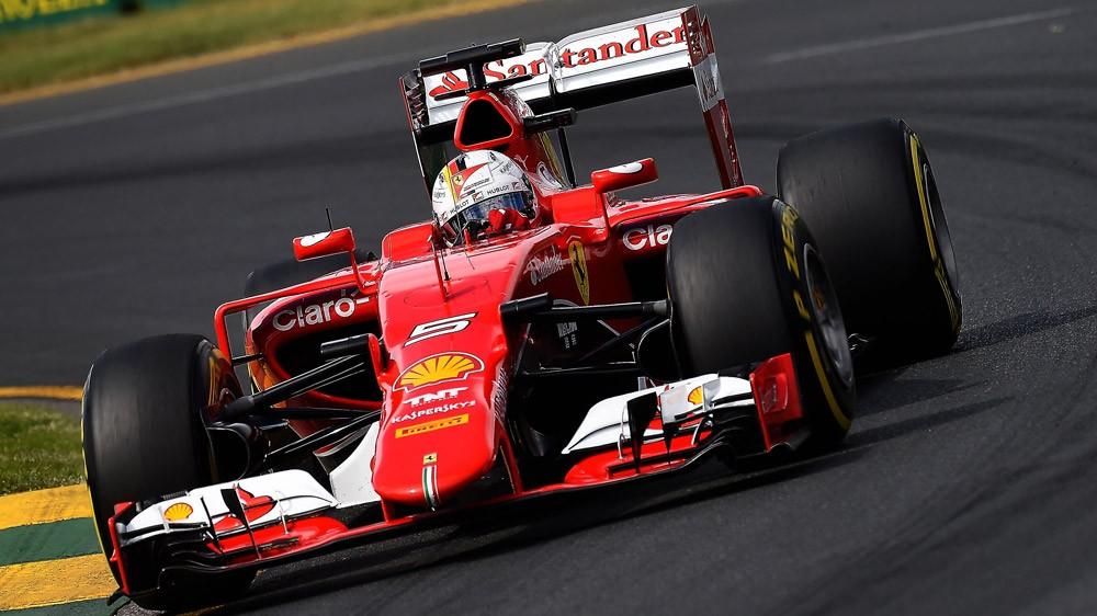 Scuderia Ferrari - Australian GP (2015)