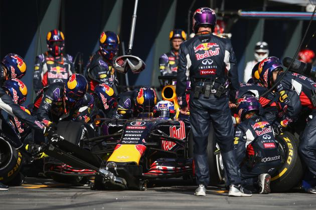 Red Bull Racing Renault - F1 2015