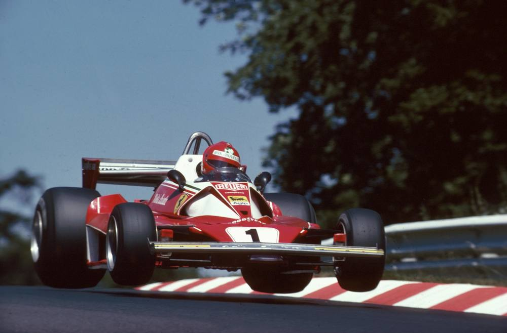 Niki Lauda - F1 1978