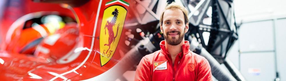 Scuderia Ferrari - Vergne