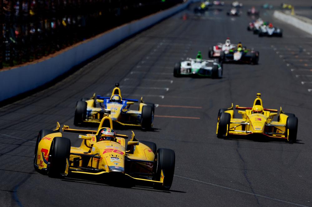 Andretti Autosport and Ryan Hunter-Reay