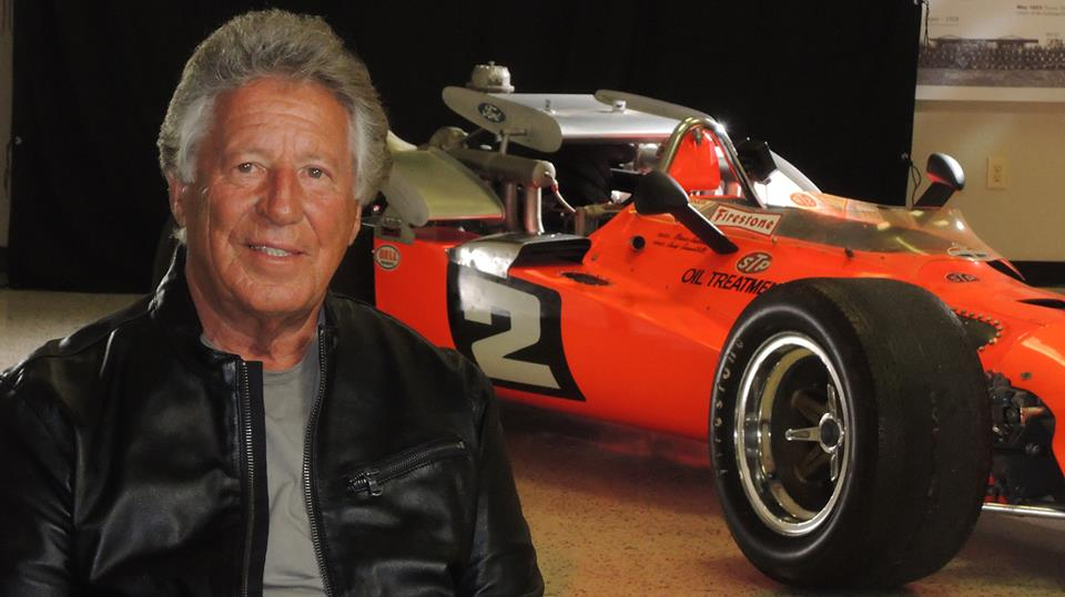 Photo: Mario Andretti (Facebook)