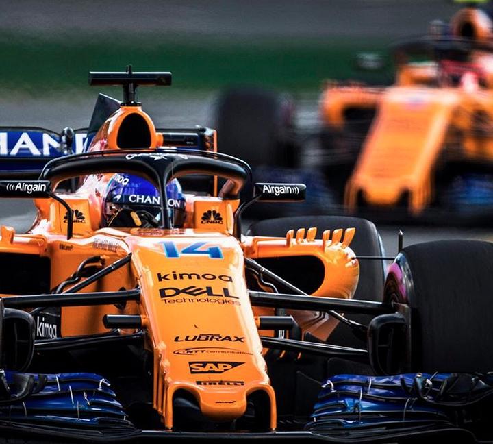 Photo: @McLaren