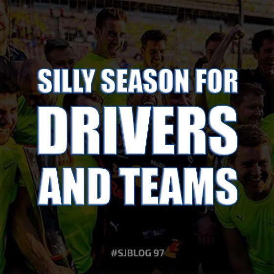 'SILLY SEASON FOR DRIVERS AND TEAMS' - new #SJblog is up on my website 👥 . #SJblog (link on bio) 2/3 . #StefanJohansson #Formula1 #F1 #Racing #Ganassi #Motorsports #LetsDoIt #IndyCar #ScottDixon #DanielRicciardo #RedBullRacing #RenaultSports