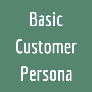 target-customer-persona