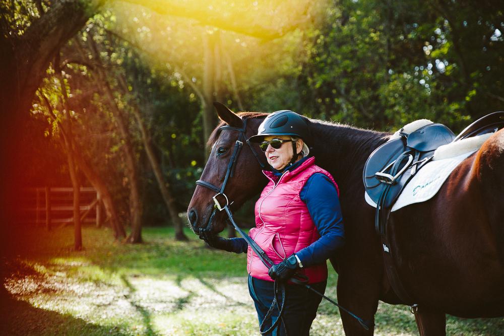equestrianhorseportraitautumn