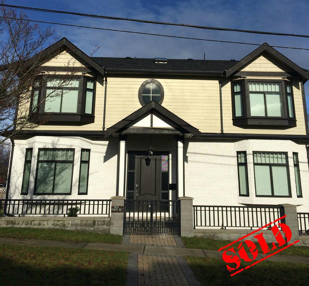915 E 26th Ave - $2,190,000