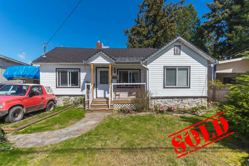 14643 108A Avenue, Surrey - SOLD!