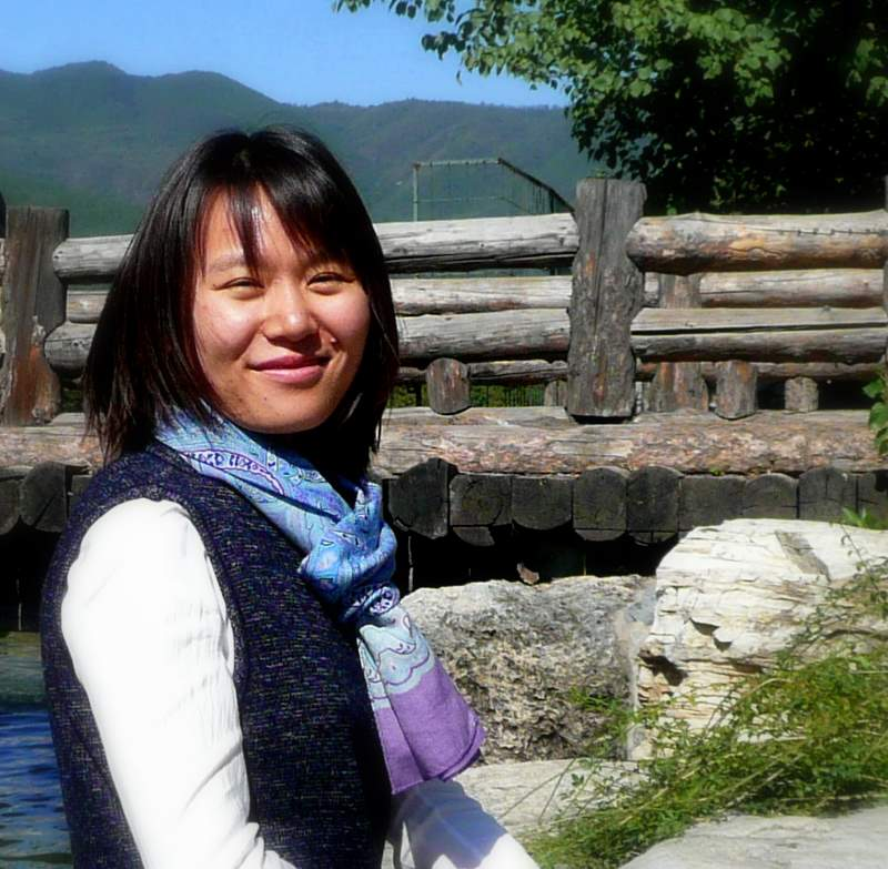 Li Zhang, photographer and interpreter