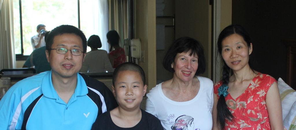 Feng Xiaozhong's family