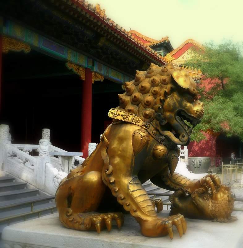 Shishi - Guardian lion