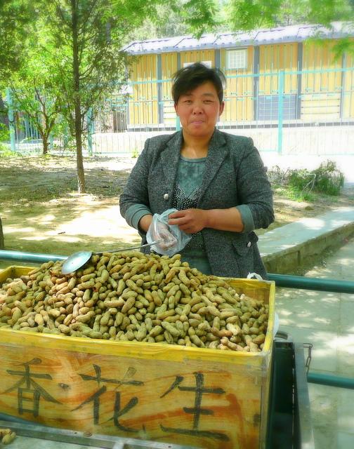peanut peddlar