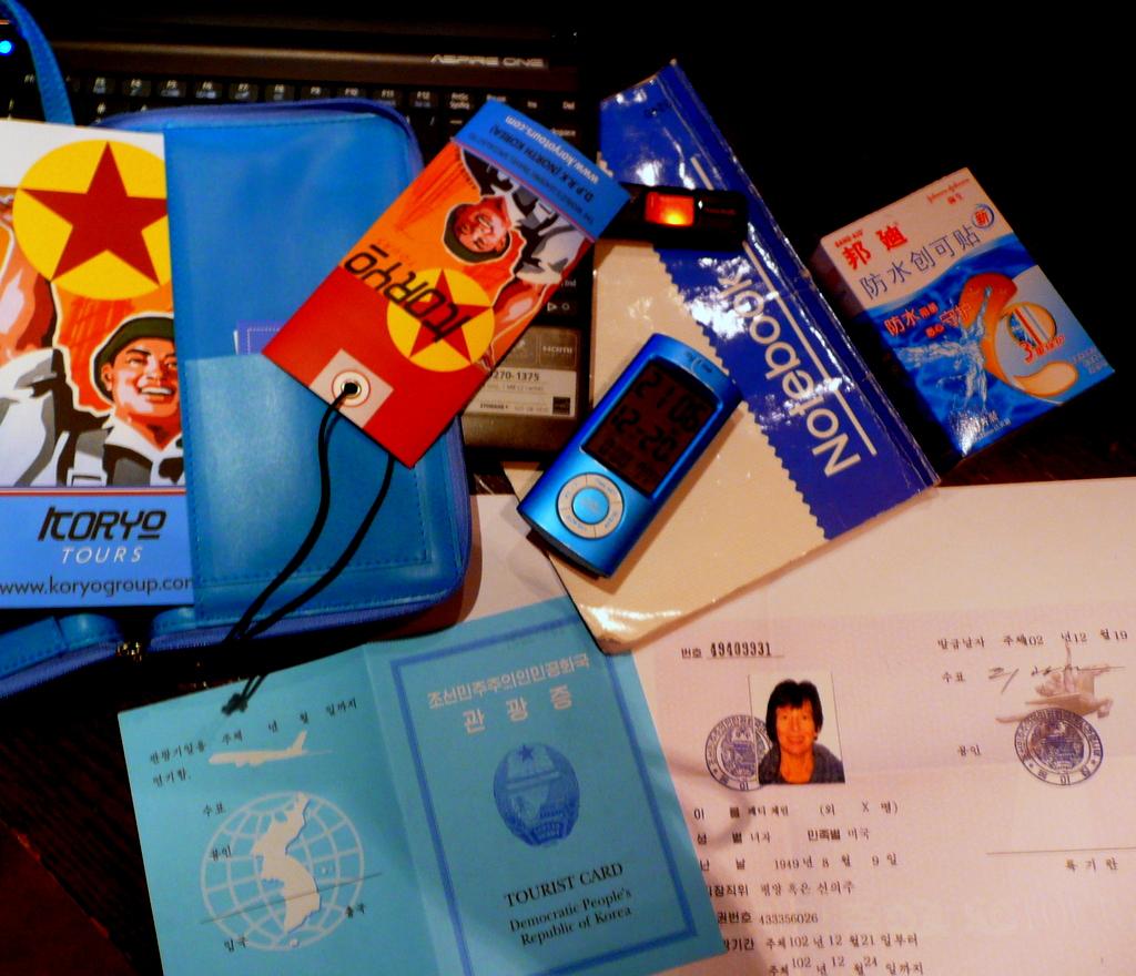DPRK visa
