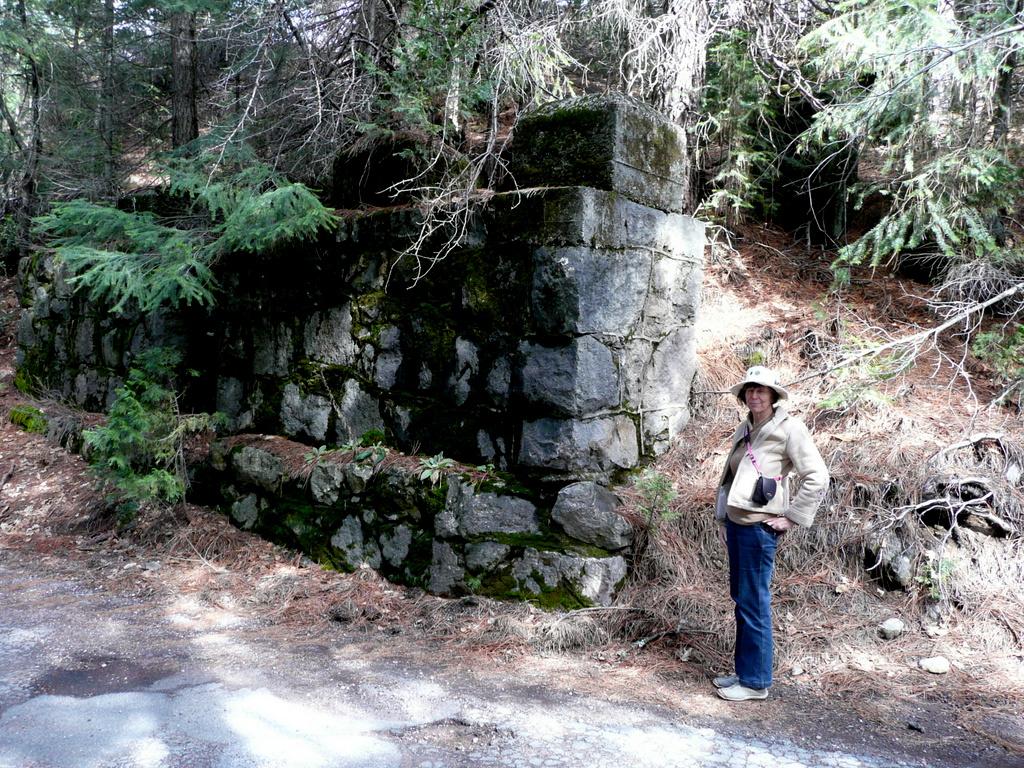 RR trestle