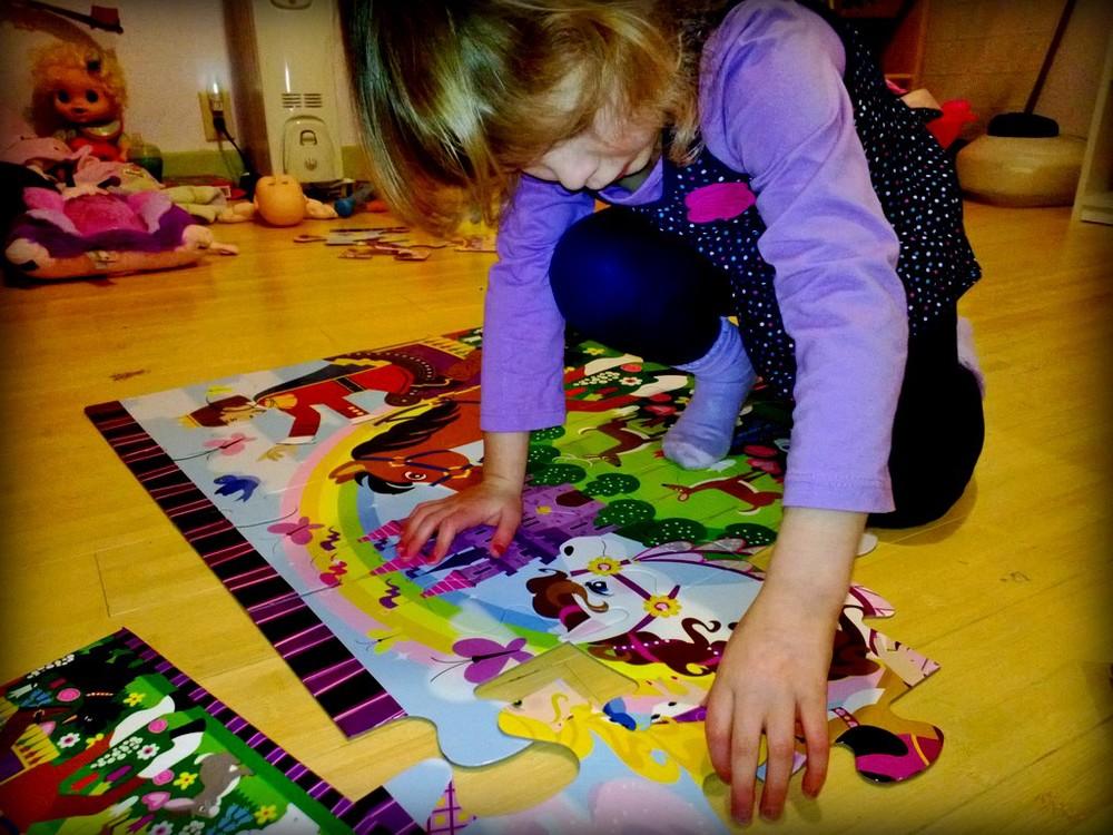 Madelaine puzzles