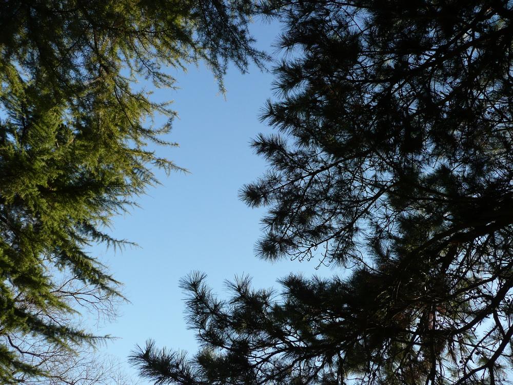 Sky over Beijing