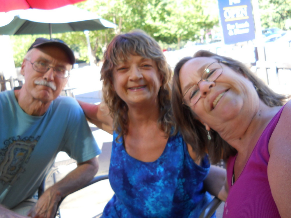 Ted, Bonnie Lou and Wendy