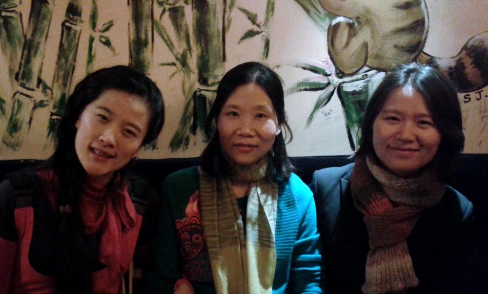 Shasha, Feng, Li
