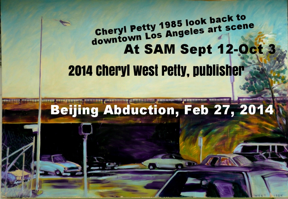 Sepulveda Boulevard, Los Angeles, 1985, Cheryl Petty