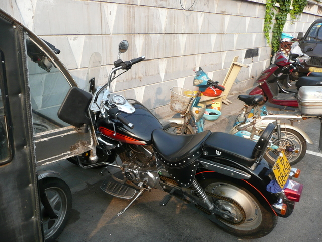 Someone who knows about motorcycles, tell me what this is?