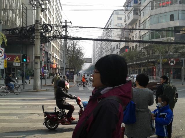 Downtown Xian