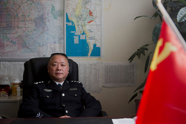 Sr. Col. GAO Bu, Deputy Division Commander, First Bureau Office Director, Beijing University Office