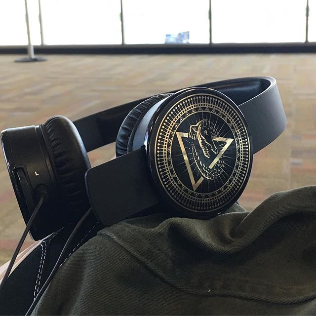 Headyphones 🐊 #swampboysseeds #swampboys #heady #airportlife