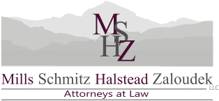 Mills Schmitz Halstead & Zaloudek Denver Colorado Law Firm