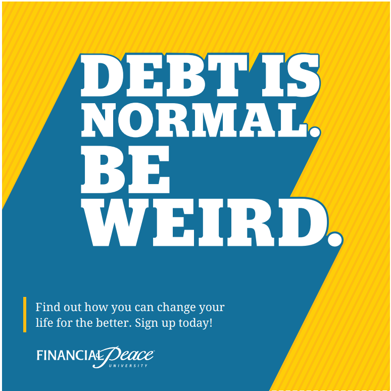 Debt is normal... Be weird.PNG