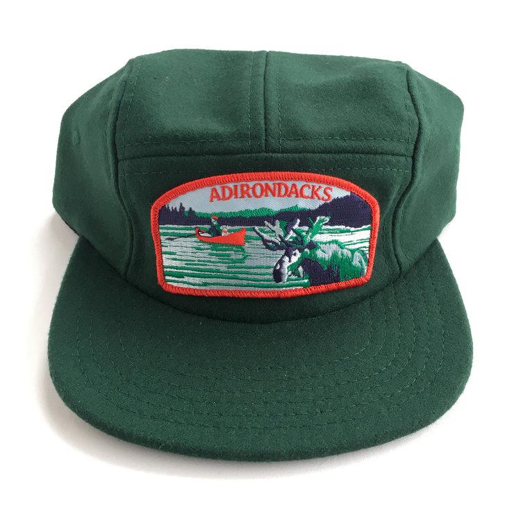 Adirondacks Camper Cap