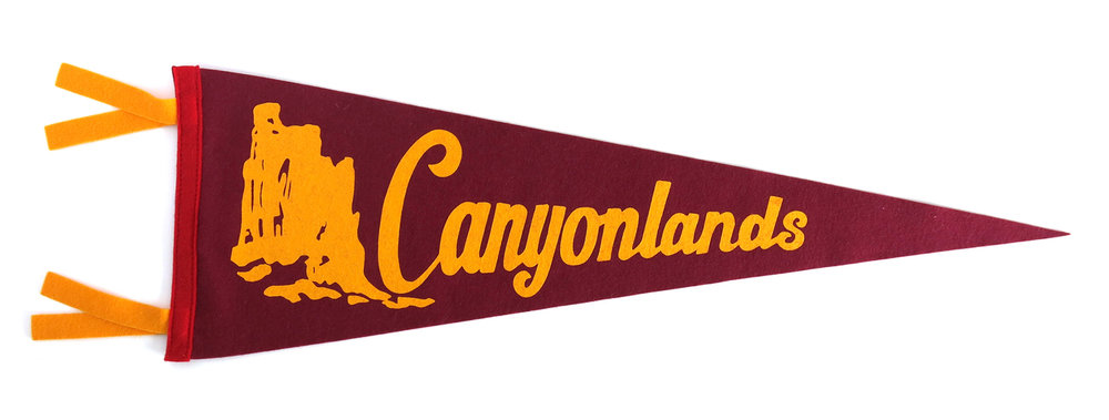 Canyonlands Pennant