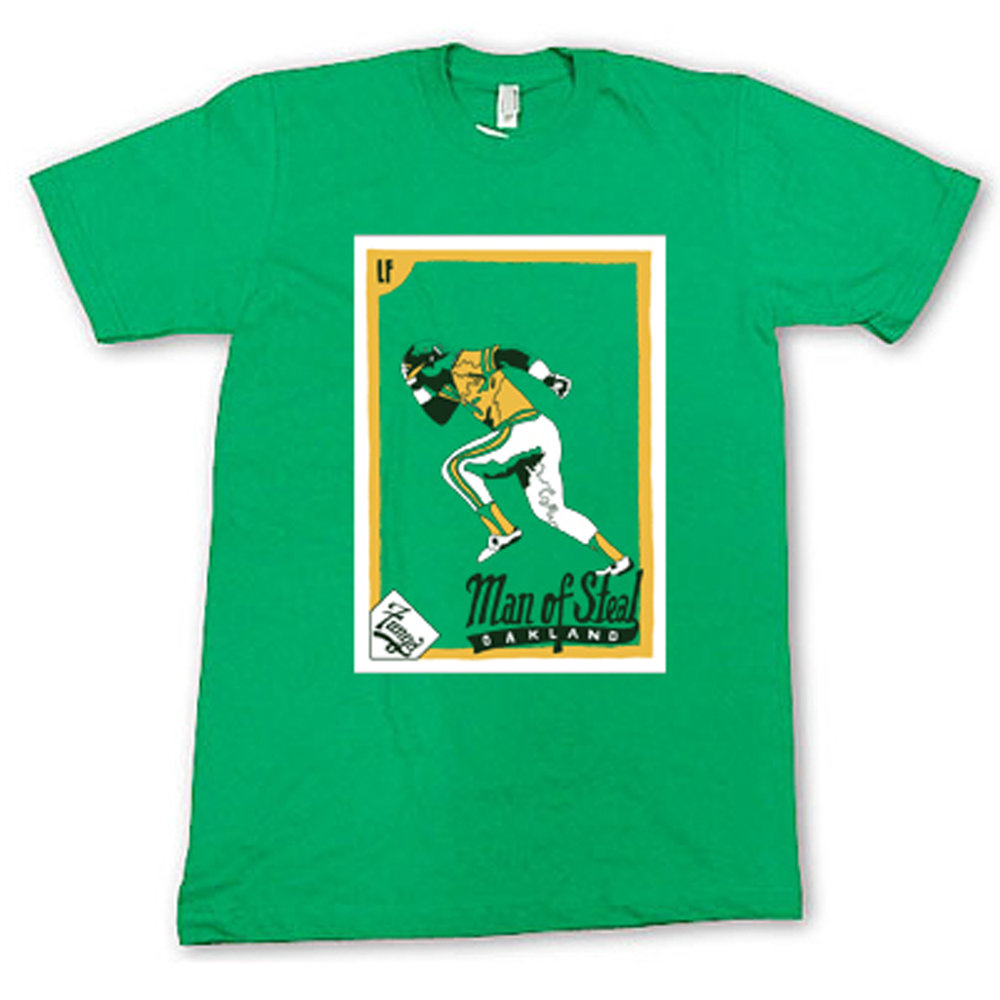 Man Of Steal Fungo Shirt