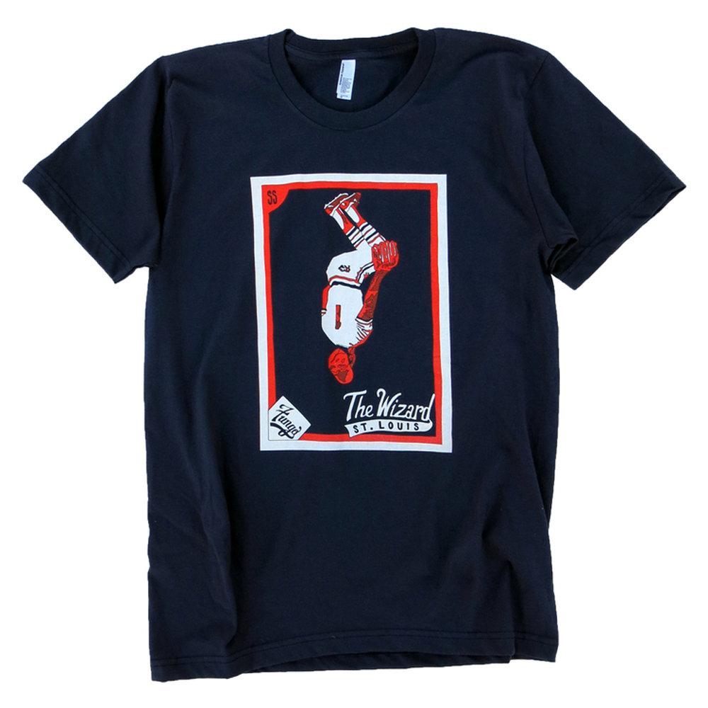 The Wizard Fungo Shirt