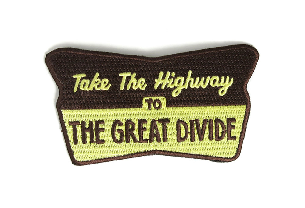 Great Divide Patch 🔴 OUT OF STOCK