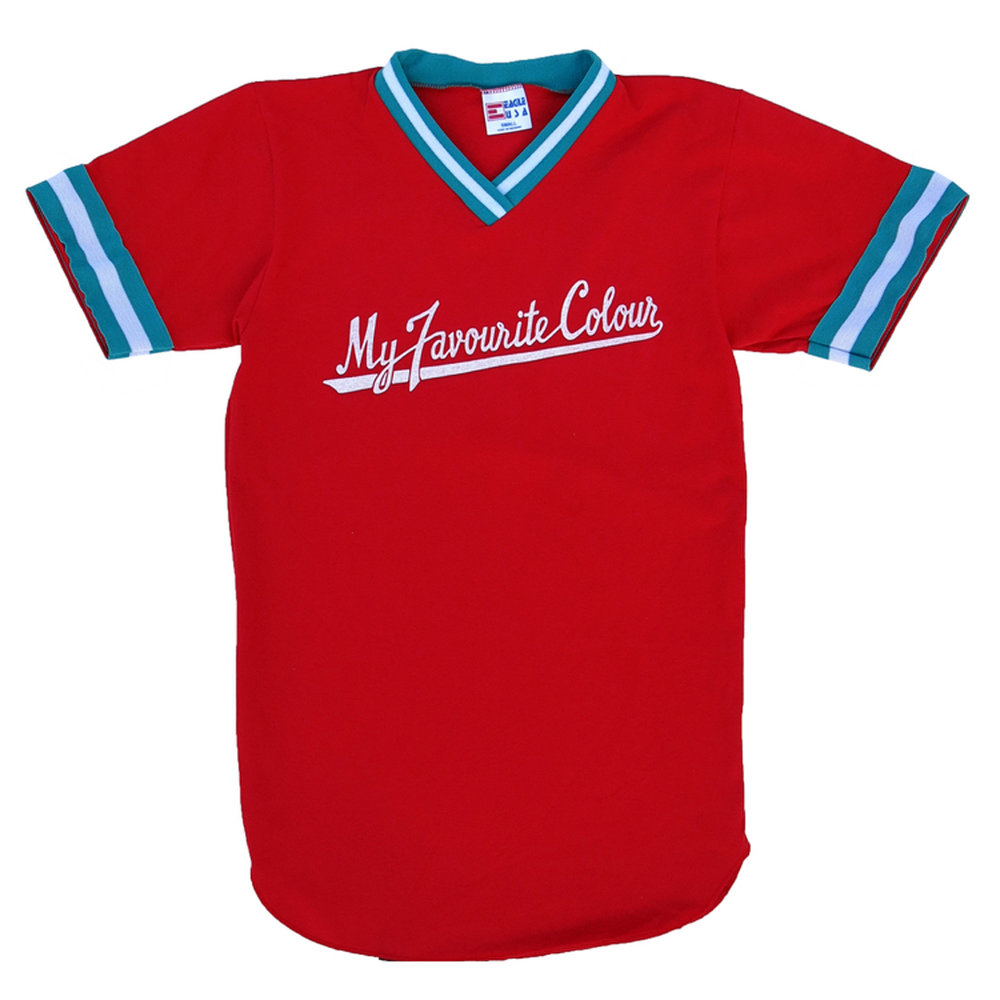 MFC Leadoff Jersey: Big RED Machine