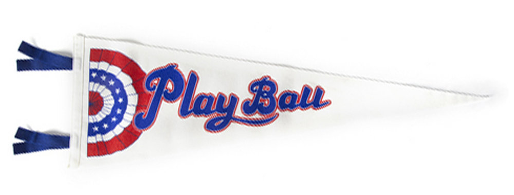 Play Ball Pennant