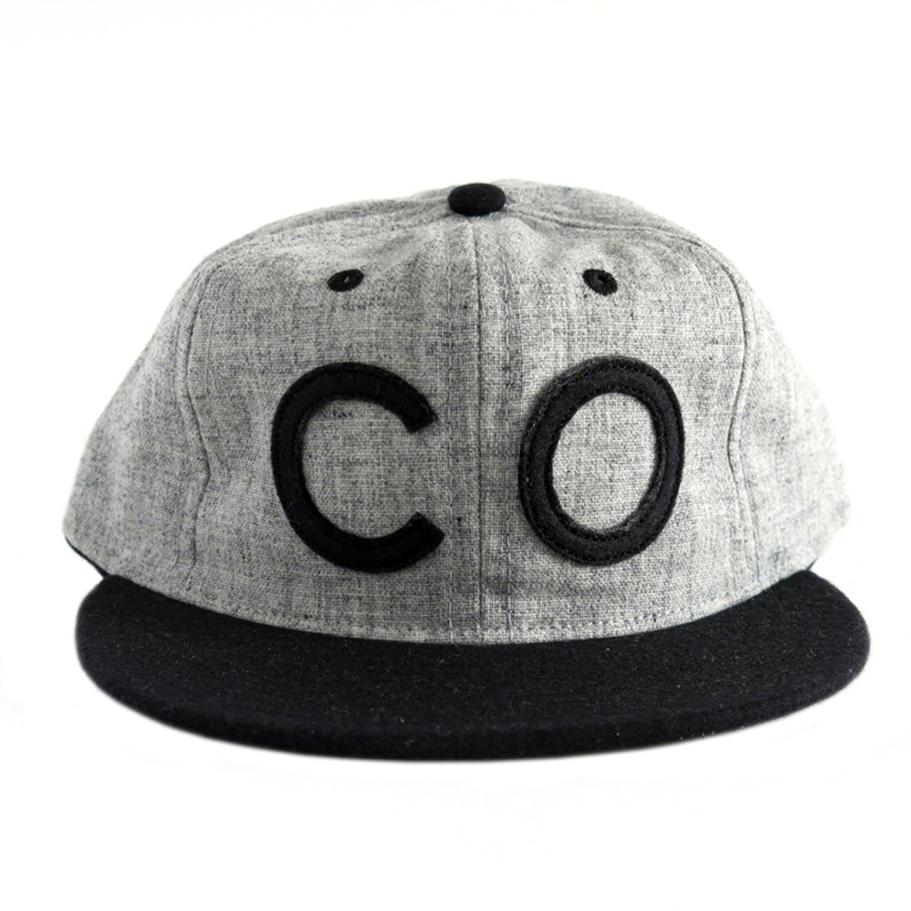 Colorado Visitors Cap by Ebbets Field Flannels®