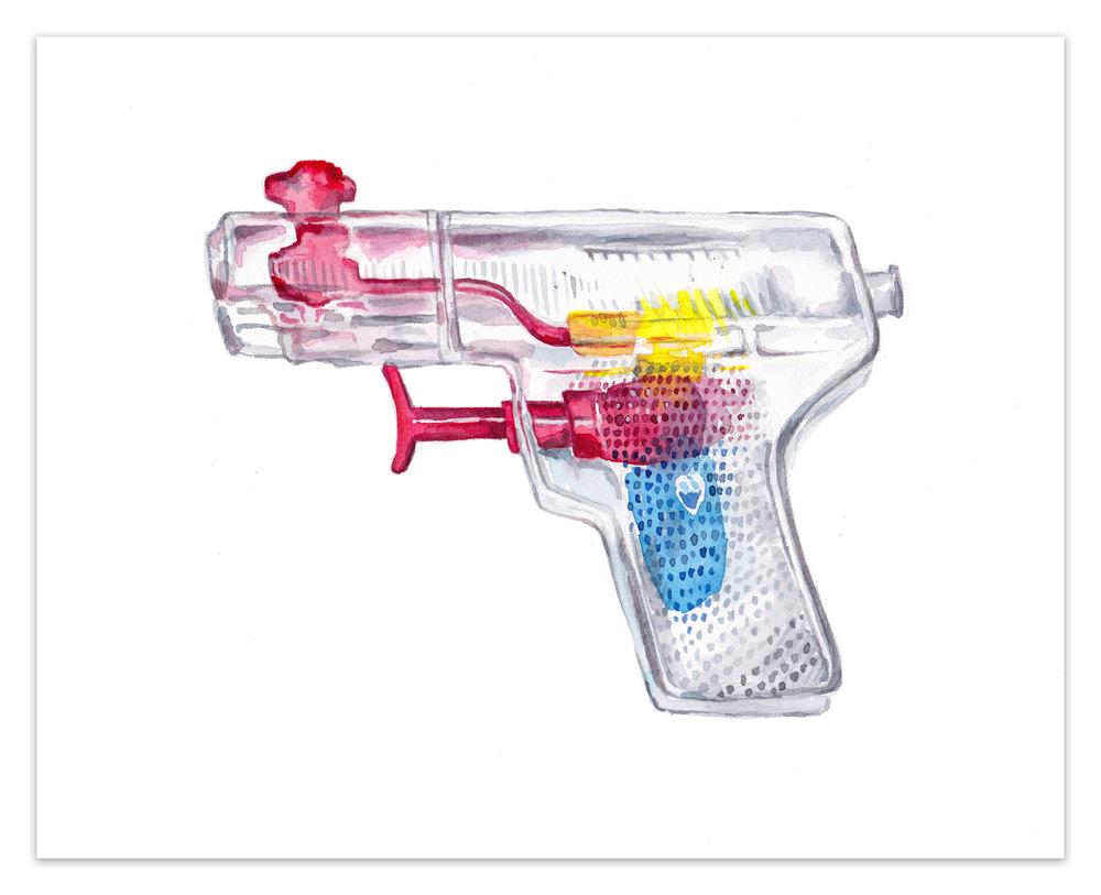 Squirt Gun  🔴 SOLD