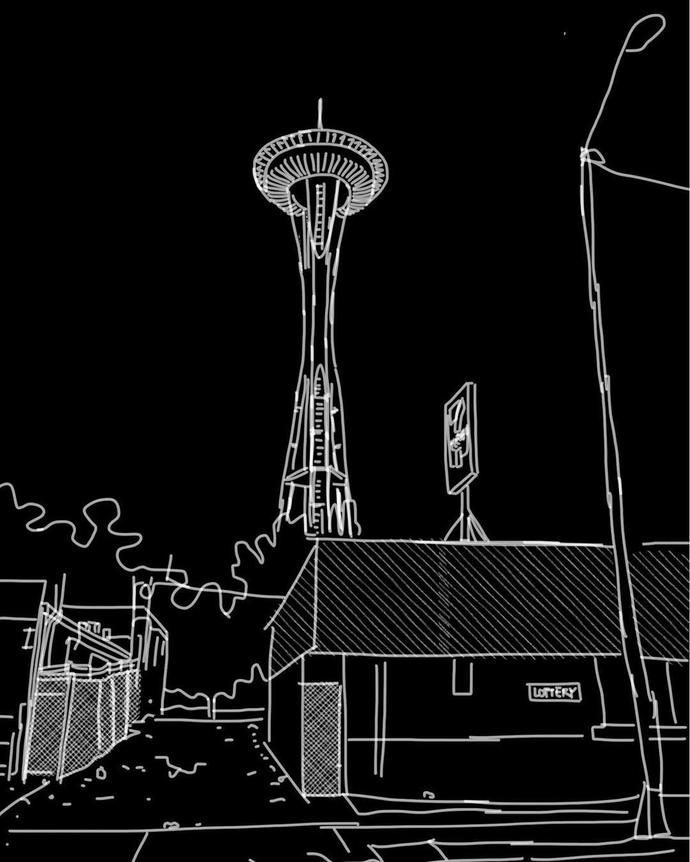 Space Needle from 7-11.JPG