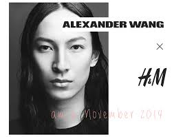Alexander Wang for H&M will be featured at the @FashionValley Mall @simonmall location