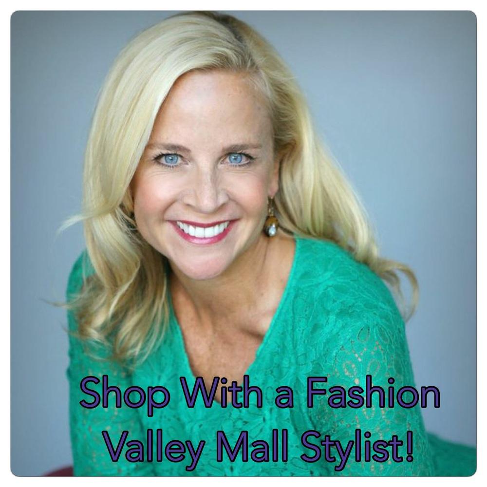 Sandra Veum, Personal Wardrobe Stylist in San Diego!