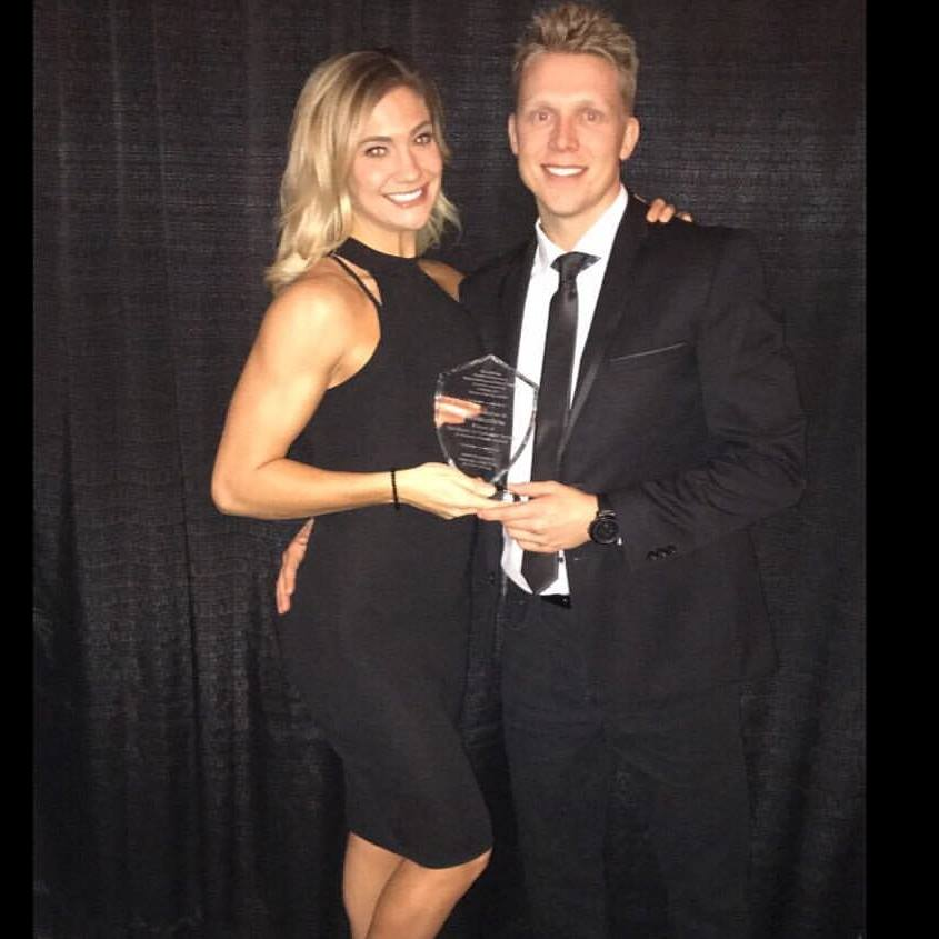 2016 Customer Service of the Year Award - Lethbridge Chamber of Commerce & Business Development Bank of Canada