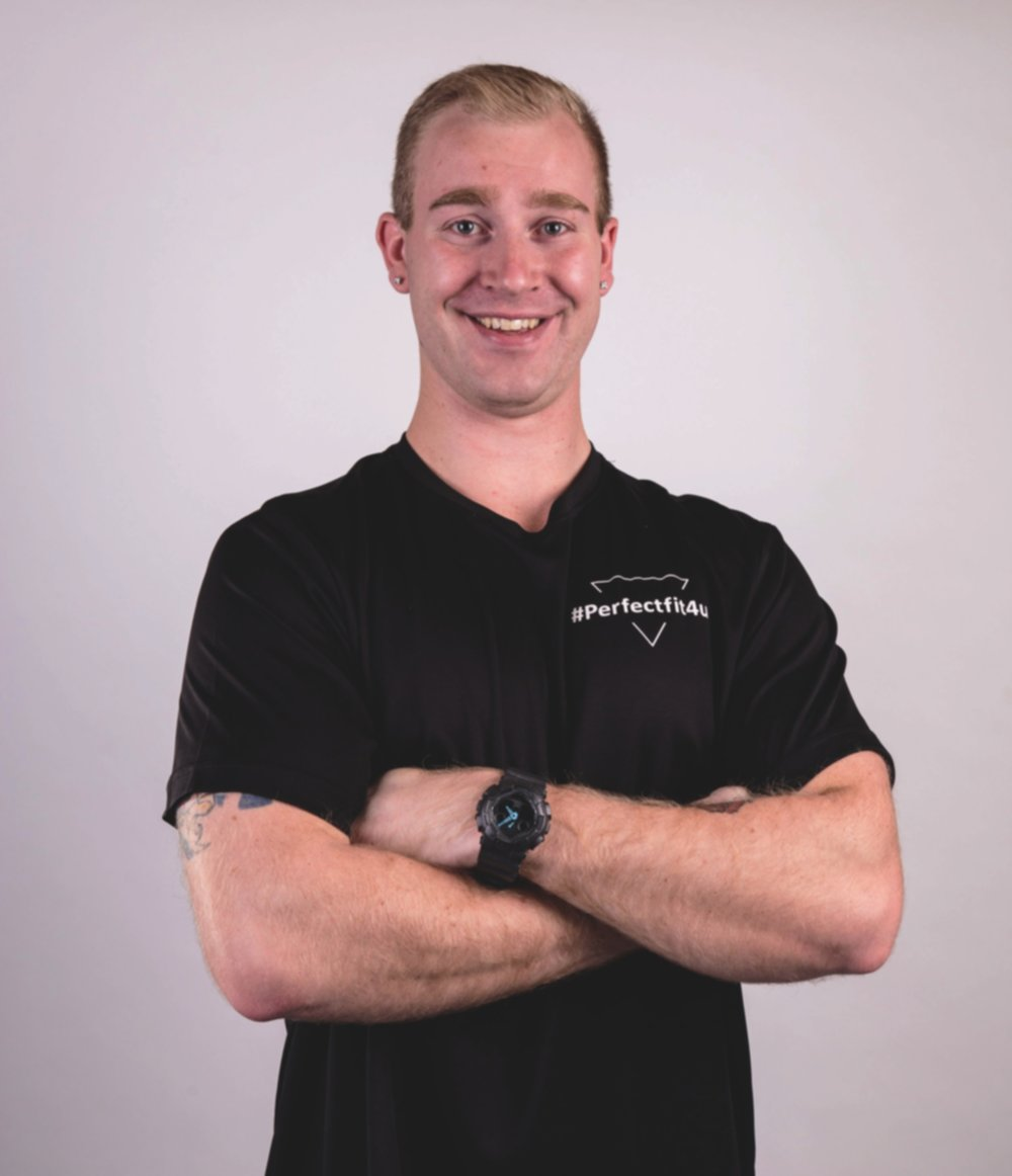Justin  - Facility Manager & Certified PT