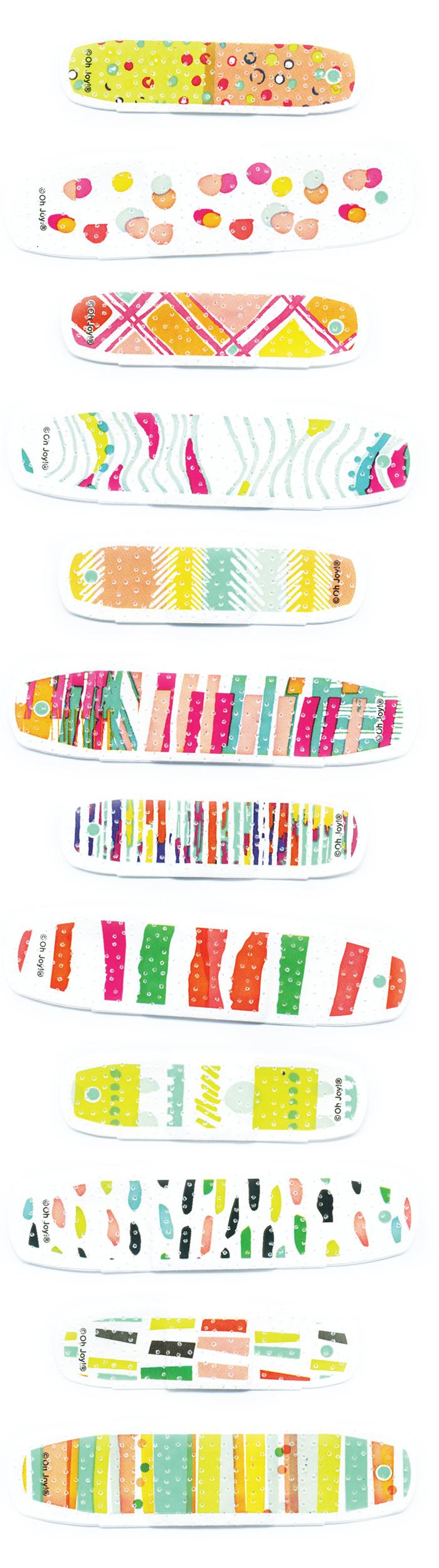 Oh Joy Band-Aids individual